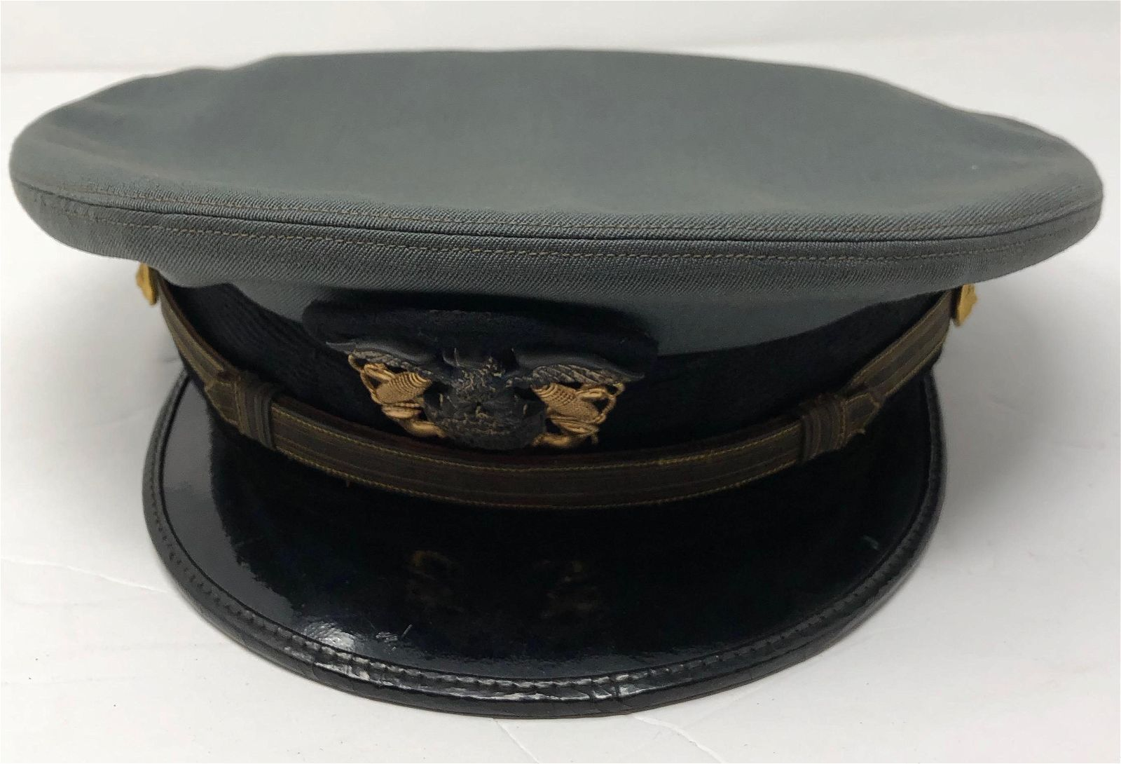 WWII Military Cap with Insignia