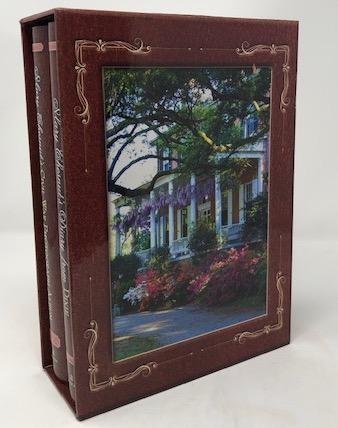 Mary Chesnut's Illustrated Diary Mulberry Edition Boxed