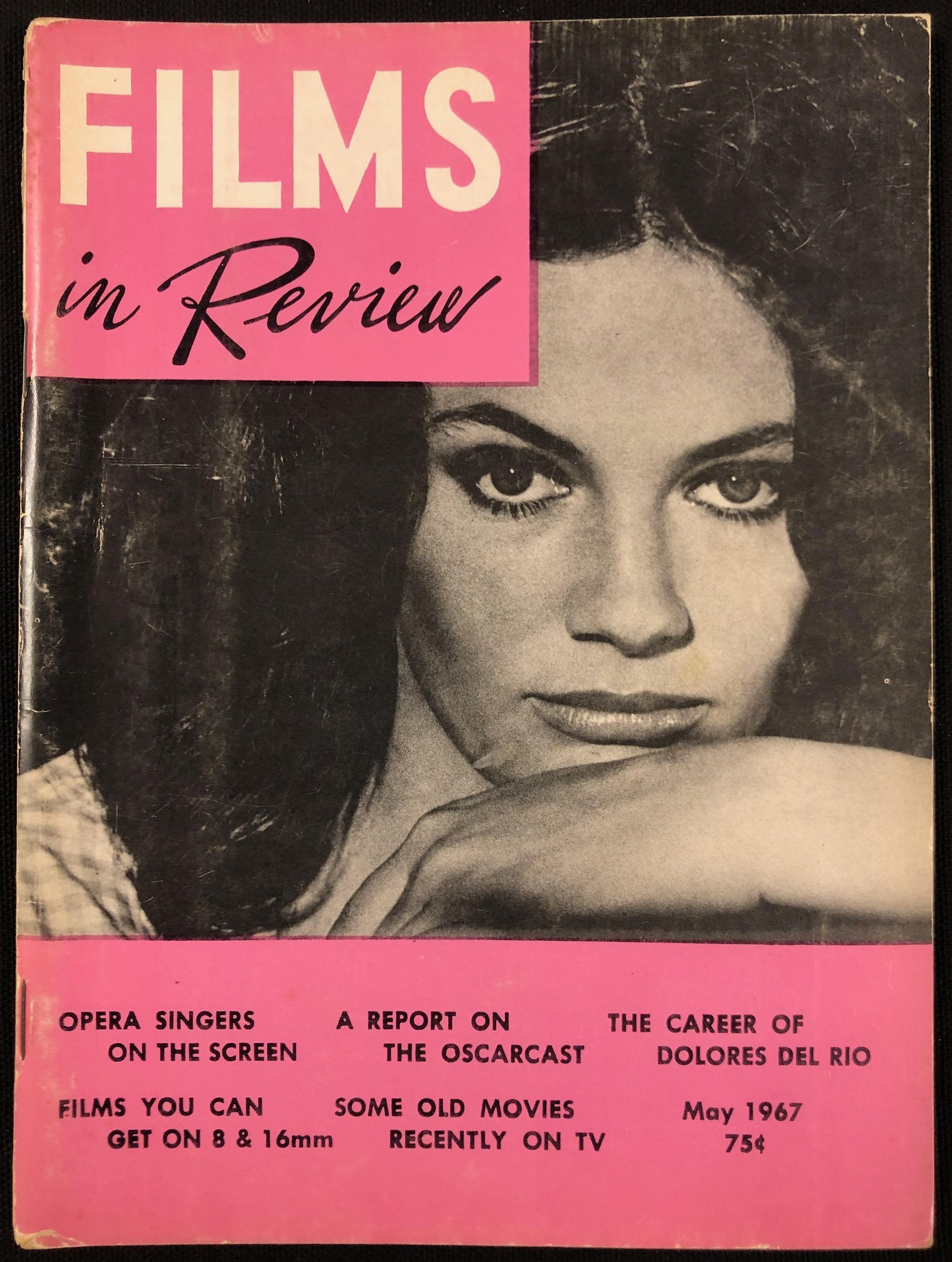 Films in Review Magazine