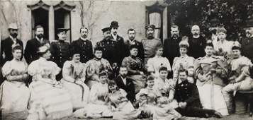 1894 Photo Prince Henry Battenberg/ Forbidden Picture