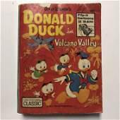 Donald Duck in Volcano Alley, 1973, BIG LITTLE BOOK