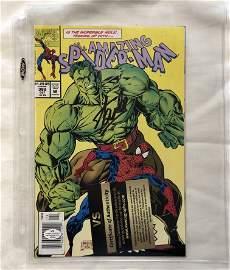 STAN LEE signed VS Amazing Spider-Man #382 Marvel