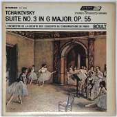TCHAIKOVSKY suite no 3 G major op 55, BOULT, STS 15034,
