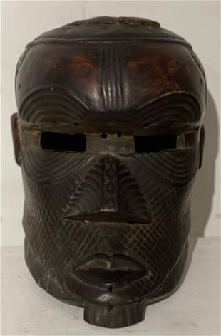 Original KUBA Mask from Zaire