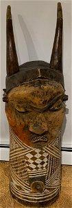 Original PENDE Exorcism Mask from Zaire