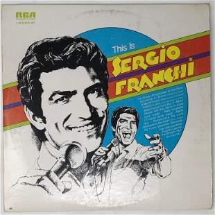 SERGIO FRANCHI, This is Sergio Franchi, VPS-6082, RCA