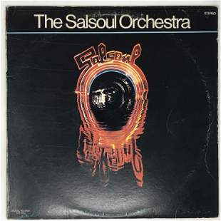 SALSOUL Orchestra, The Salsoul Orchestra, SZS 5501 A/b,
