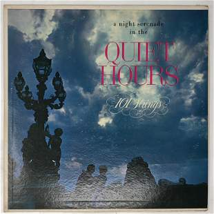 The Quiet Hours, 101 strings, SF-10200 a/b, Somerset