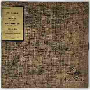 PROKOFIEFF, SYMPHONY NO 1 D MAJOR OP 25, ANG 35008,