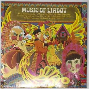 MUSIC OF LIADOV, YEVGENY SVETLANOV, SR 40159, Angel