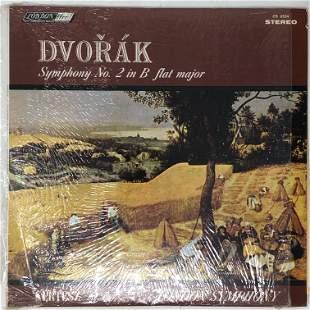 DVORAK sympohony no 2 in B flat major, KERTESZ London