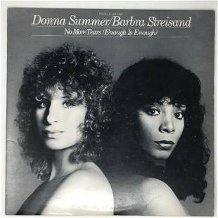 Donna Summer/Barbra Streisand, NO MORE TEARS enough is