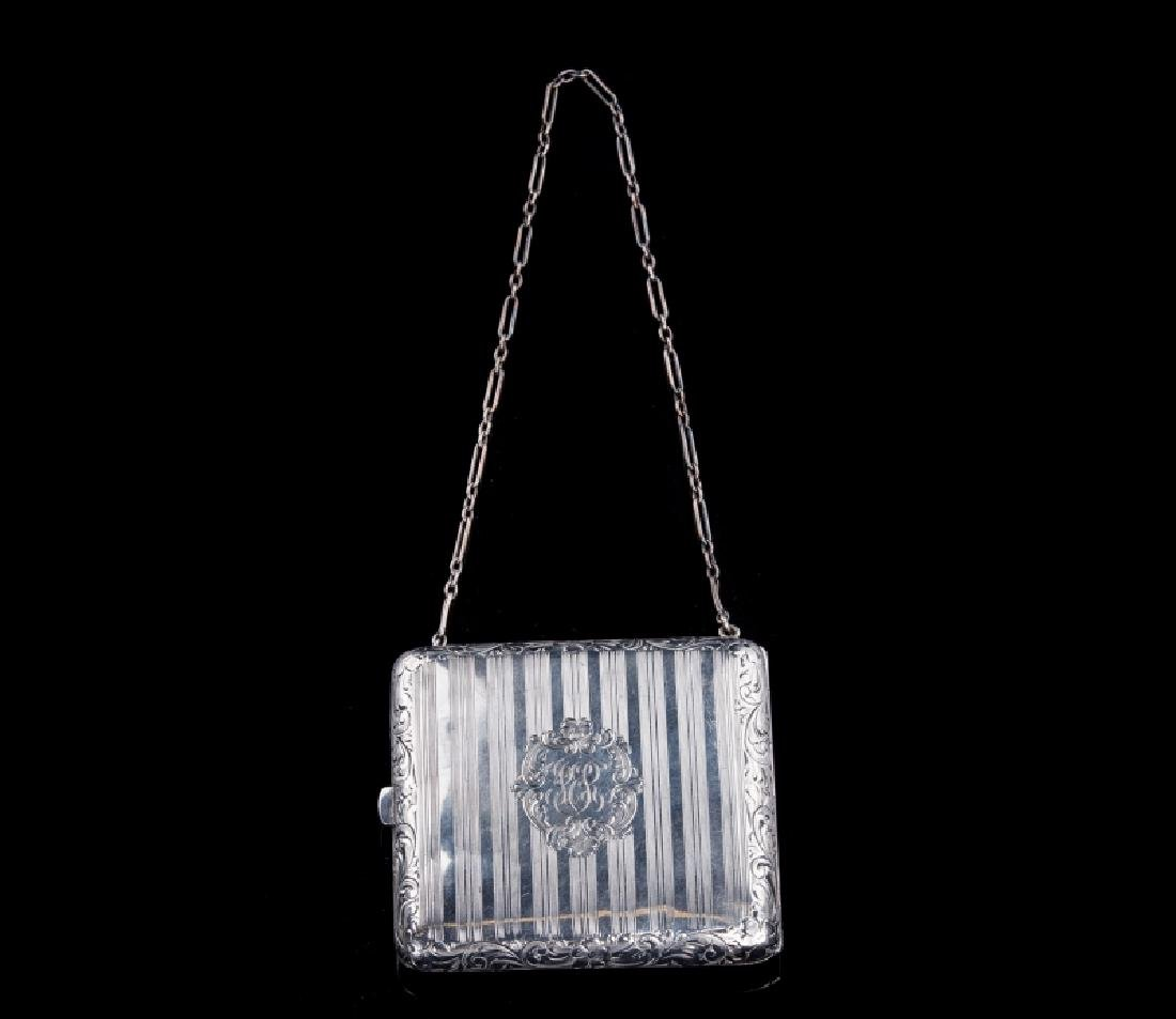 STERLING SILVER COIN PURSE