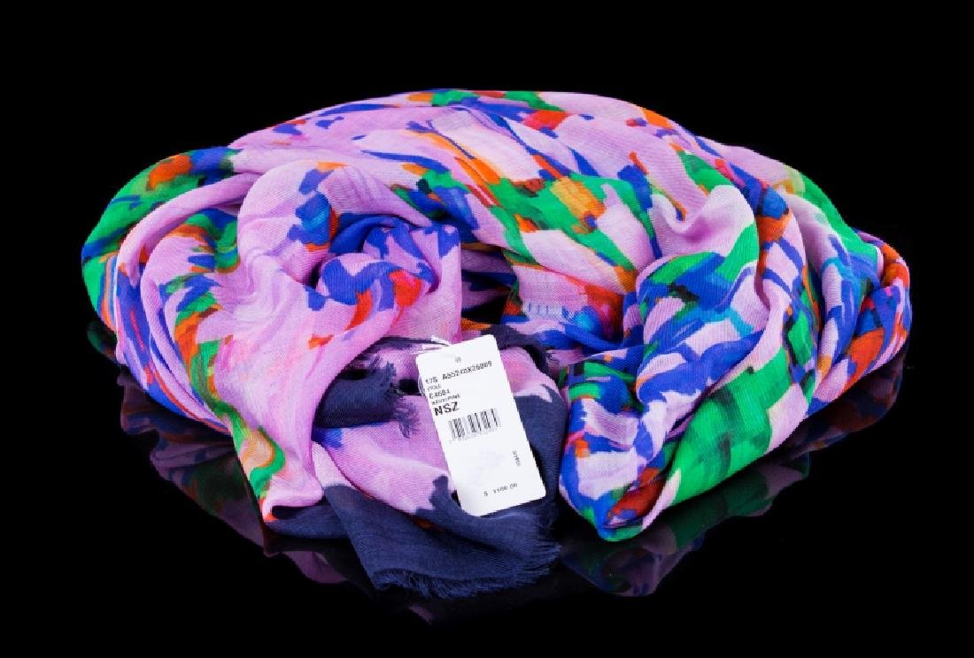 CHANEL NEW FROM NEIMAN MARCUS SCARF - 4