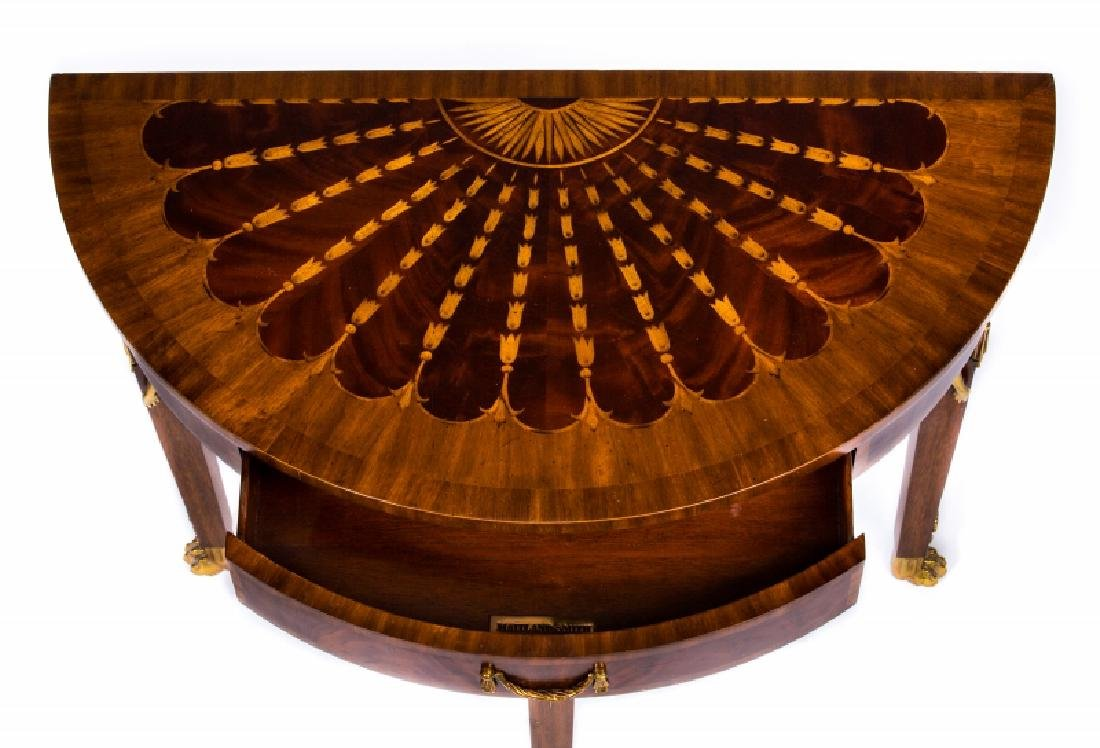 MAITLAND SMITH BRONZE MOUNTED TABLE - 6