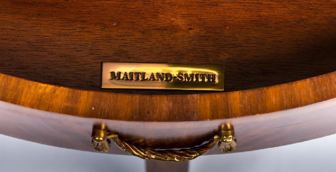 MAITLAND SMITH BRONZE MOUNTED TABLE - 7