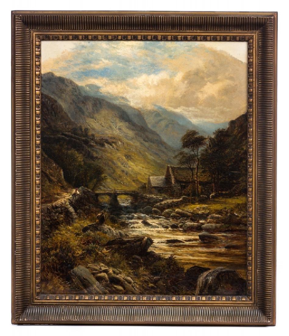 ALFRED AUGUSTUS GLENDENING (BRITISH 1820-1921) OPC