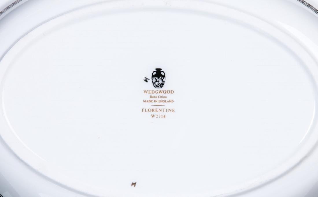 65 PIECE WEDGEWOOD FLORENTINE LACE - 3