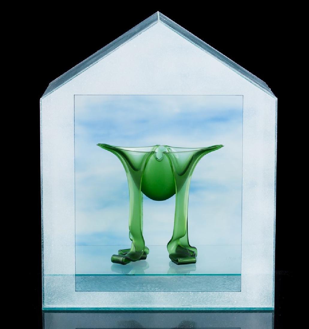 SYDNEY CASH CONTEMPORARY ART GLASS