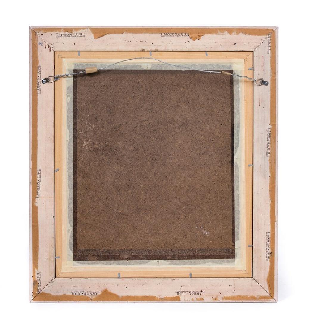 RENE PORTOCARRERO (CUBAN 1951) OIL ON MASONITE - 4