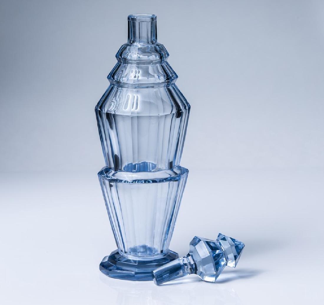 GLASS DECANTER & CORDIAL SET - 3