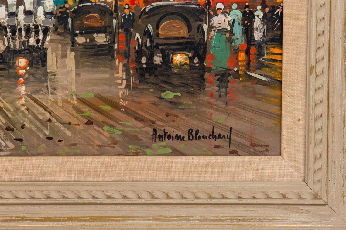 ANTOINE BLANCHARD (FRENCH 1910-1988) OPC - 2