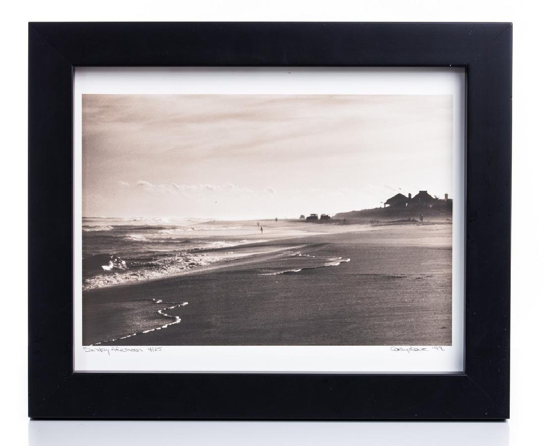 """CATHY ROWE """"SUNDAY AFTERNOON"""" PHOTO SIGNED"""