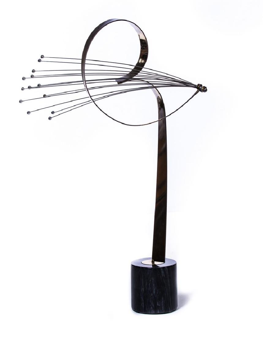 CURTIS JERE KINETIC SCULPTURE