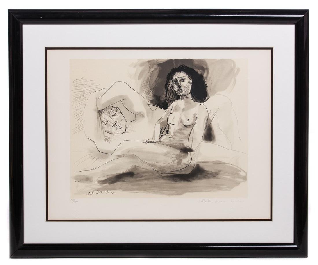 FRAME MARINA PICASSO LITHOGRAPH COLLECTION