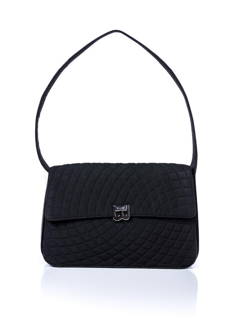 BAILEY / LEATHER AND QUILTED BAG