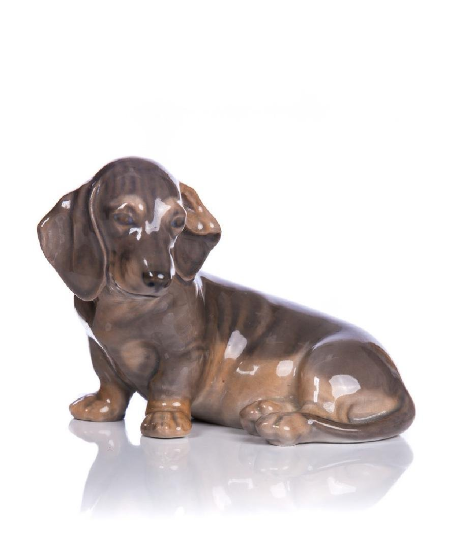 ROYAL COPENHAGEN DOG