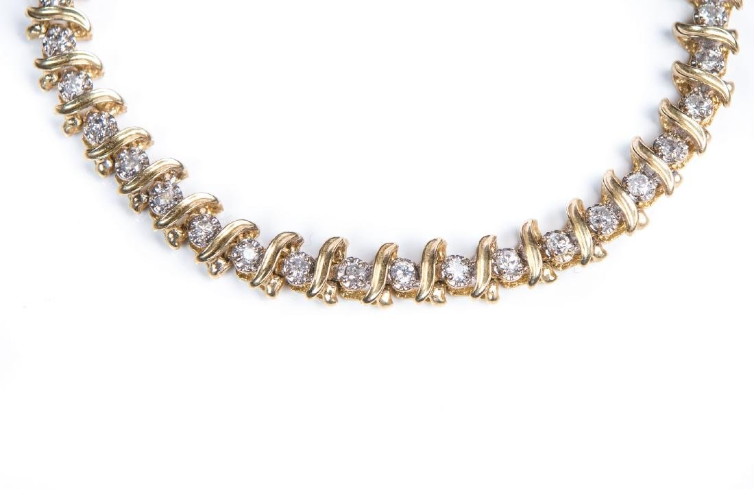 DIAMOND TENNIS BRACELET - 2