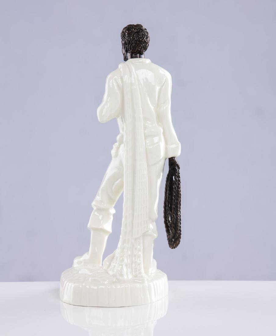 "MINTON PORCELAIN FIGURE ""THE FISHERMAN"" - 5"
