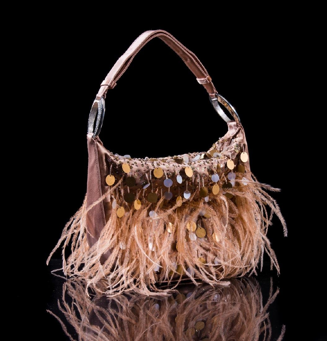 EVENING JUDITH LEIBER PURSE - 2