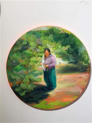 Kang Daeun Vivid I