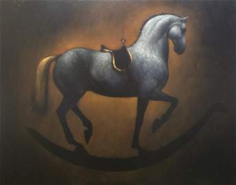 Way, James: The Grace of Counsel/ Rocking Horse with