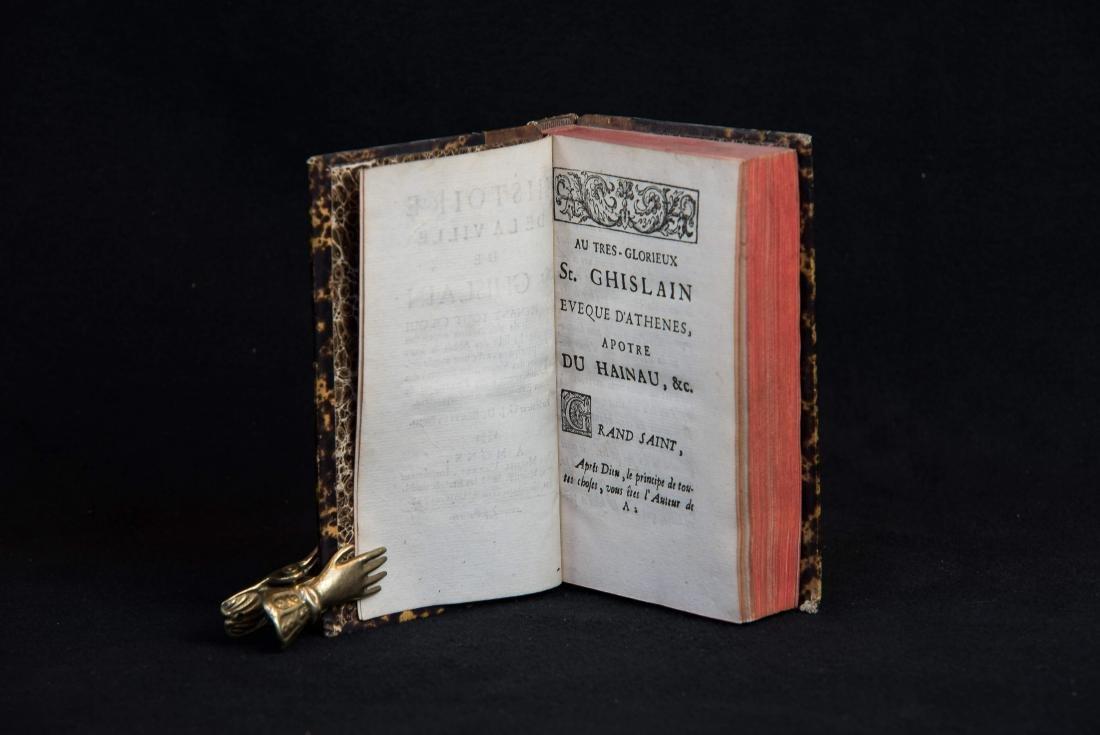 De Boussu G.J. - HISTOIRE DE LA VILLE DE St.GHISLAIN. - 6