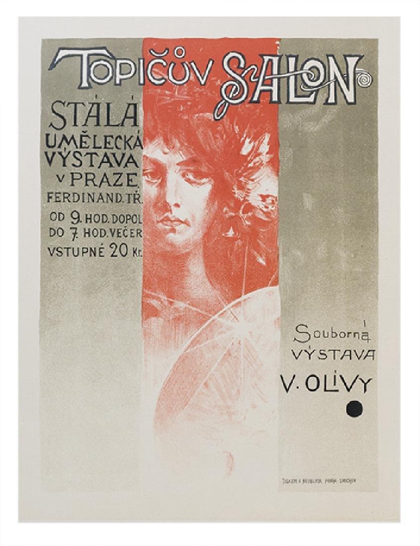Les Maitres de l'affiche - Tropicuv Salon