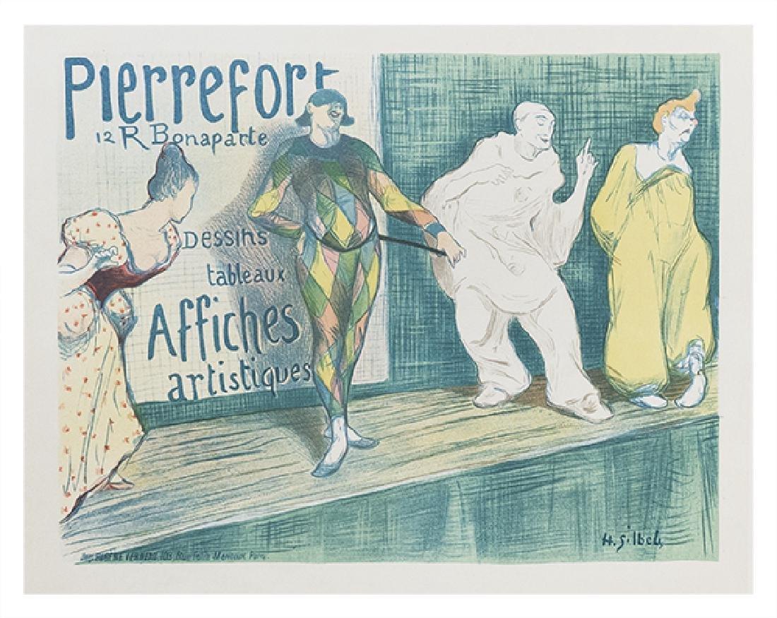 Les Maitres de l'affiche - Pierrefort