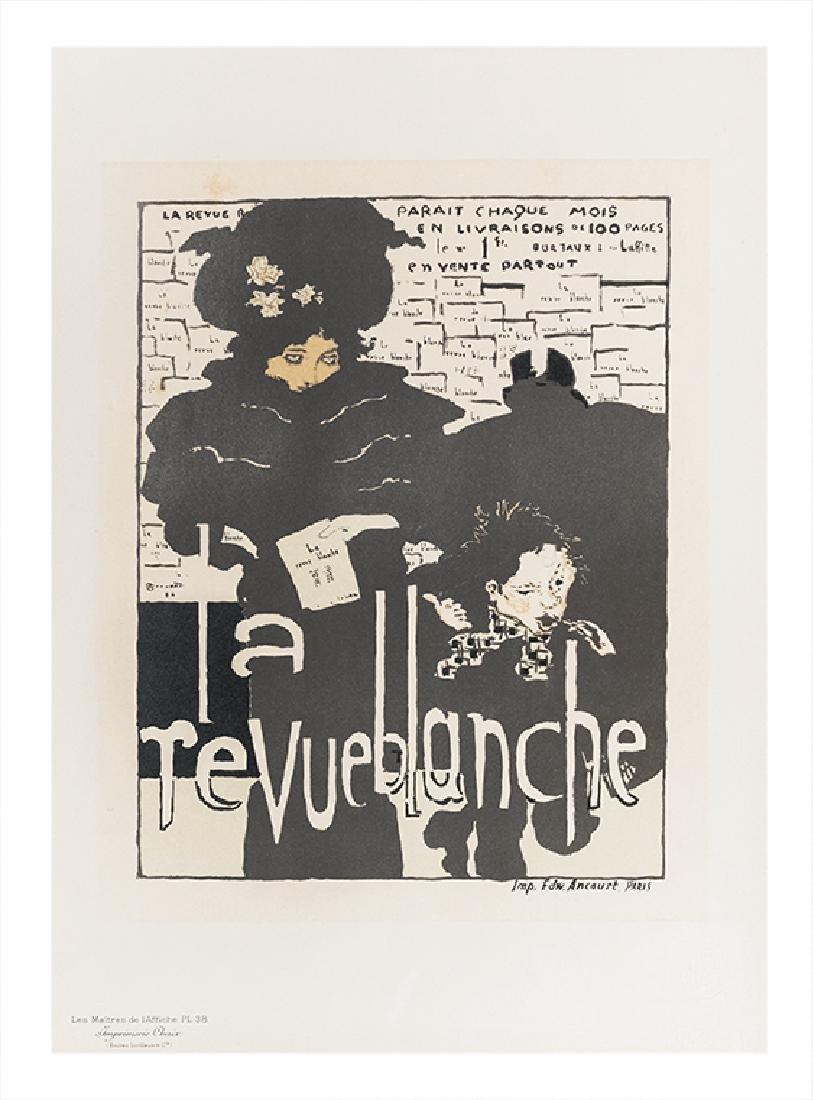 Les Maitres de l'affiche - La Revue Blanche