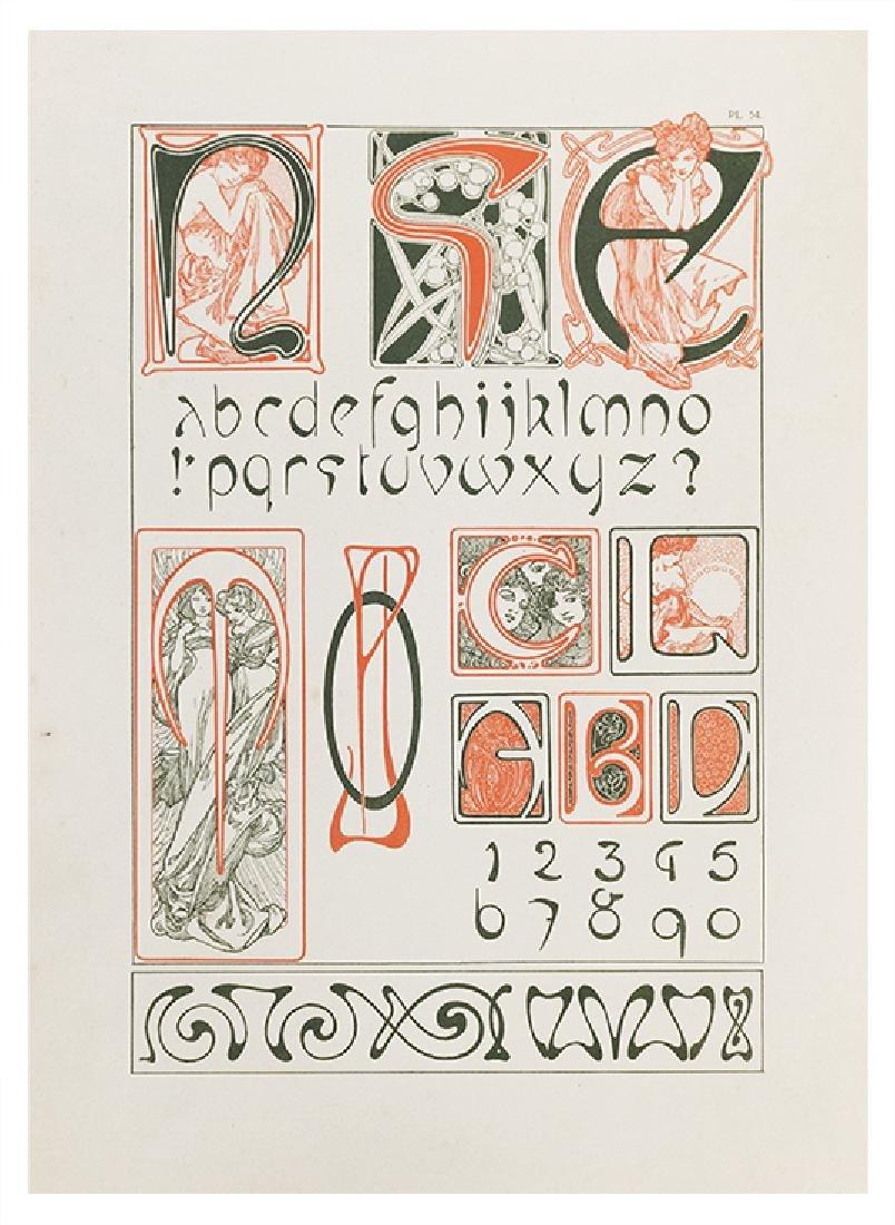 Document decoratifs, tavola 54