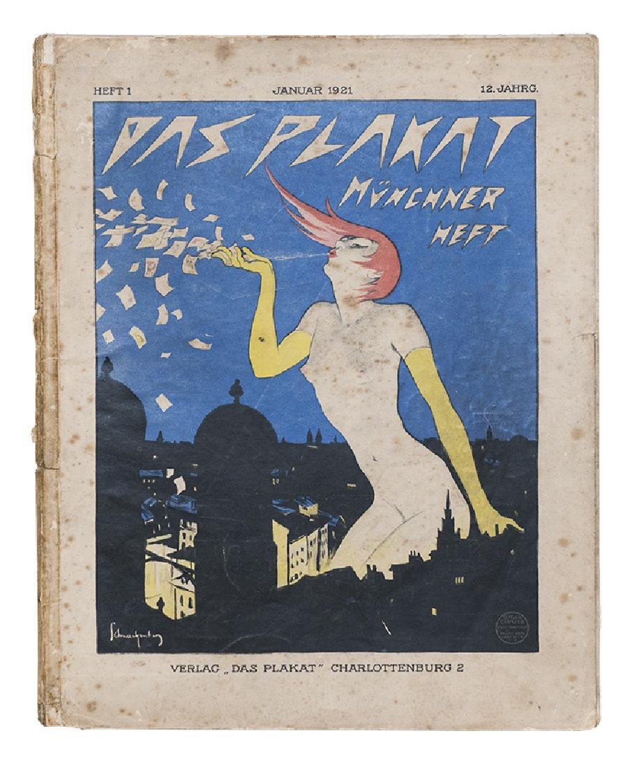 Das Plakat, volume 1