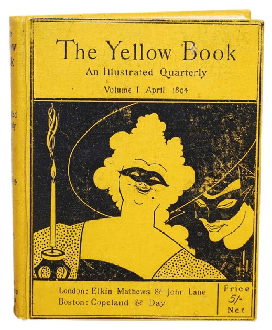 The Yellow book, volume 1