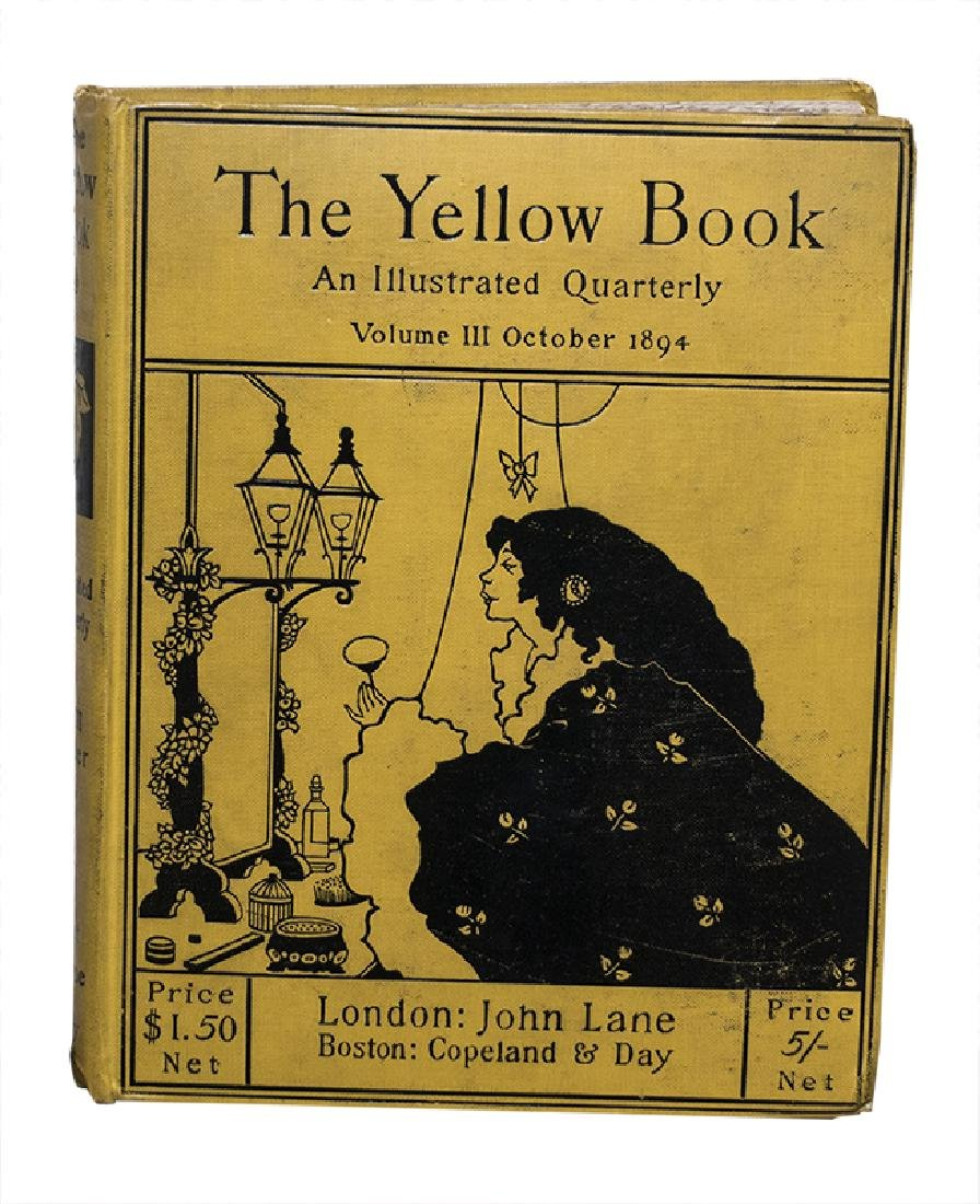 The Yellow book, volume 3