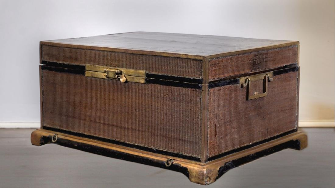 Chinese trunk - Shanxi Province - 17th-18th century - 2
