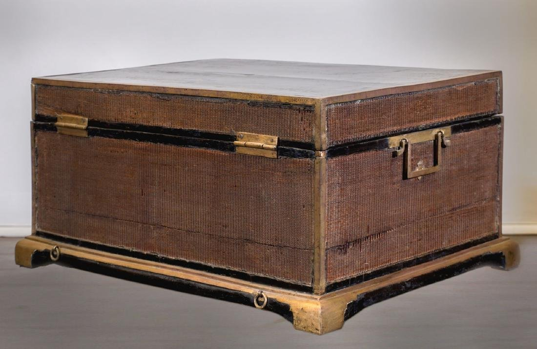 Chinese trunk - Shanxi Province - 17th-18th century - 3