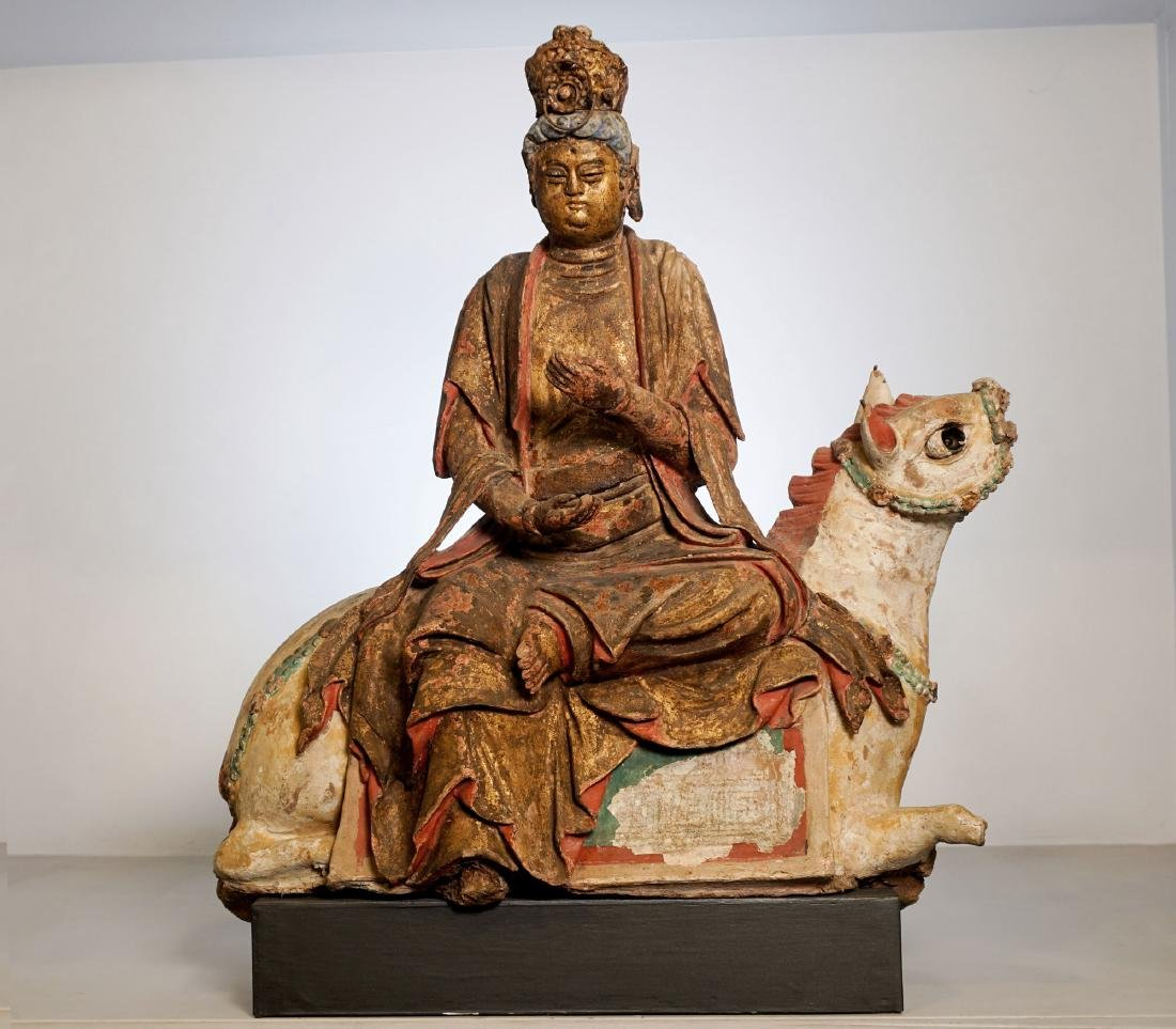 Bodhisattva - China - Song dynasty - 11th - 12th