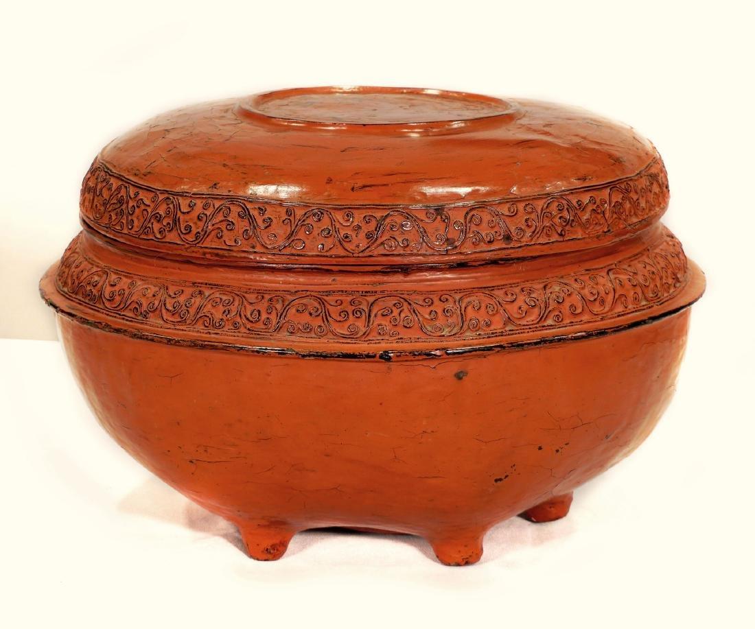 Food bowl - Burma - 19th century