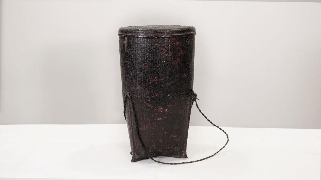 Basket - Burma - late 19th century