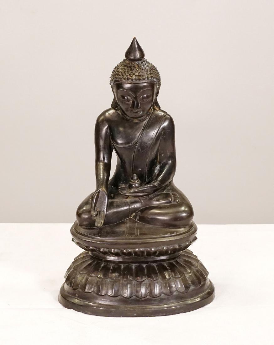 Medicine Buddha - Burma - 19th century